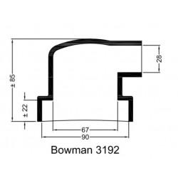 Bowman Gummihylsa 3192