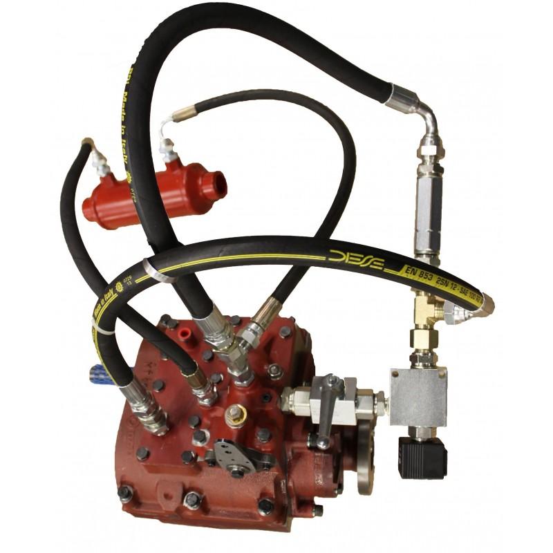 PRM trolling valve eenmalig instelb. 12V
