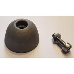 Aluminium anode set 35kgf