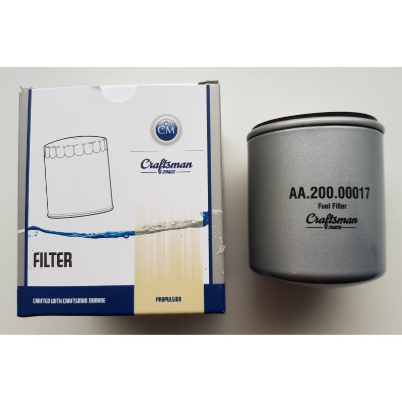 Bränslefilter M2.16 CM3.27 CM4.42 CM4.52 CM4.65 CM4.80