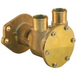 """JMP Impeller pump JD25UH 1"""" hose conn."""